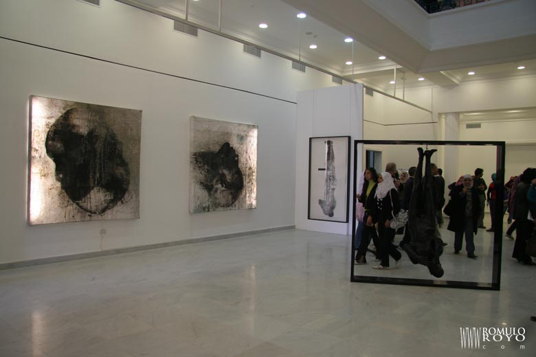 XXV Biennale of Alexandria, Ministry of Foreign Affairs (Image 4)