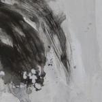 603P – Japonicas II (Fragmento 3) 162 x 130cm Tinta, acrilico y oleo sobre lienzo 10 / 71