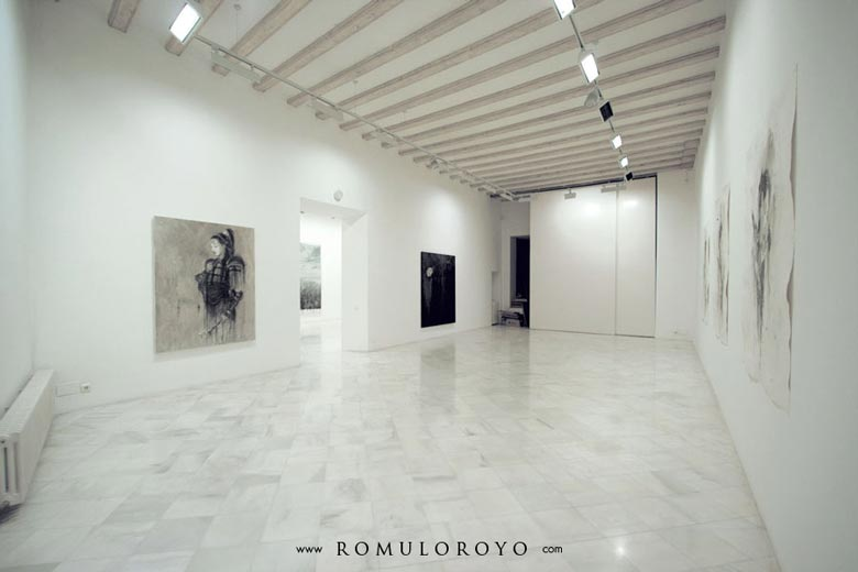 Miguel MarcosGallery, Exhibition Malefic Time