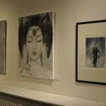 Gallery Champaka, Wild Art Exhibition - Masardu, Ninki, Los mil sables del cielo