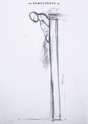482P - Sculpture Sketch