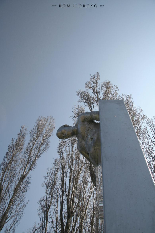 9E - Aluminum Sculpture