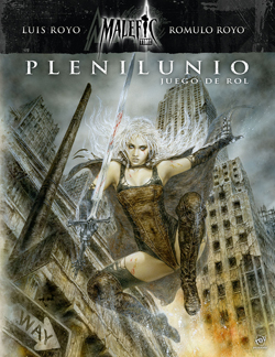 Plenilunio Cover