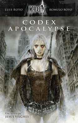Cover Malefic Time: Codex Apocalypse