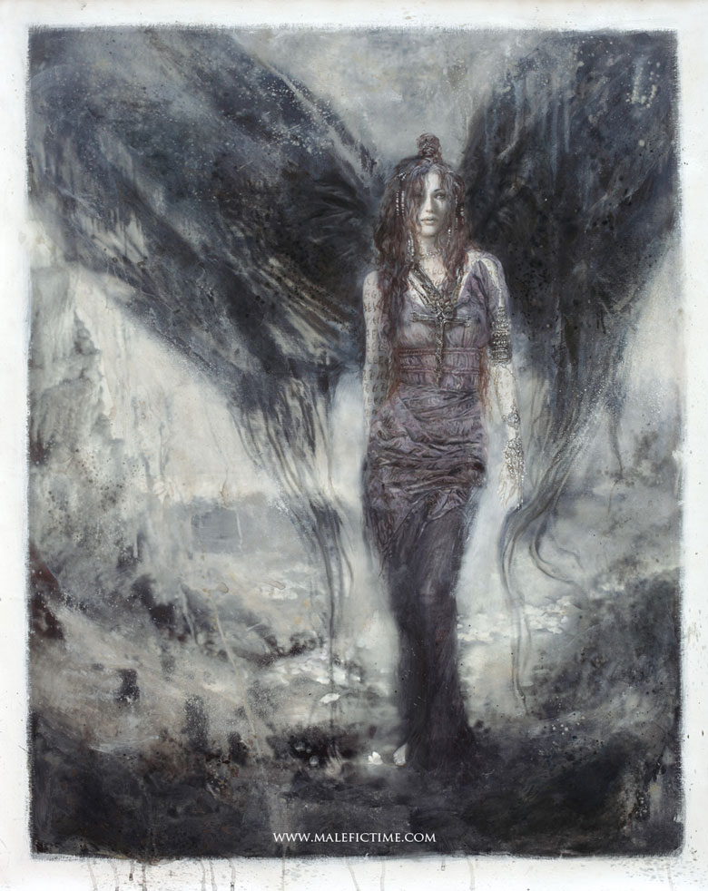 Pg. 93 Malefic Time: Apocalypse, Lilith