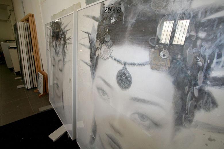 Romulo Royo Nibiru reflections