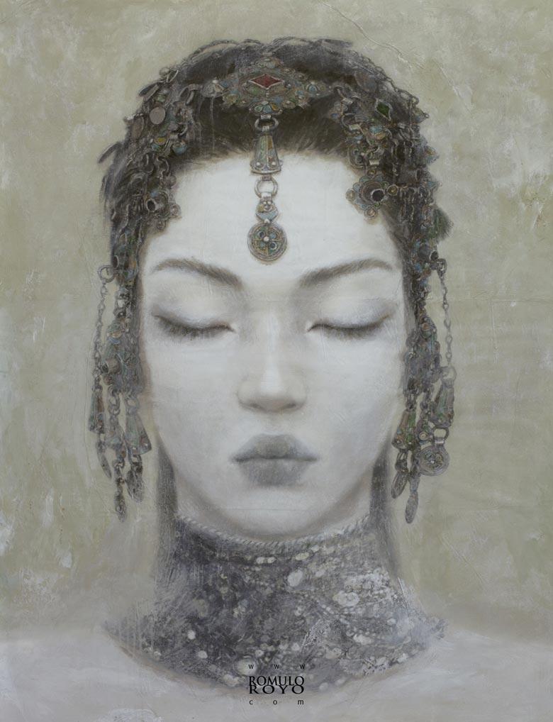 Ninlil, Goddesses of Nibiru - Romulo Royo
