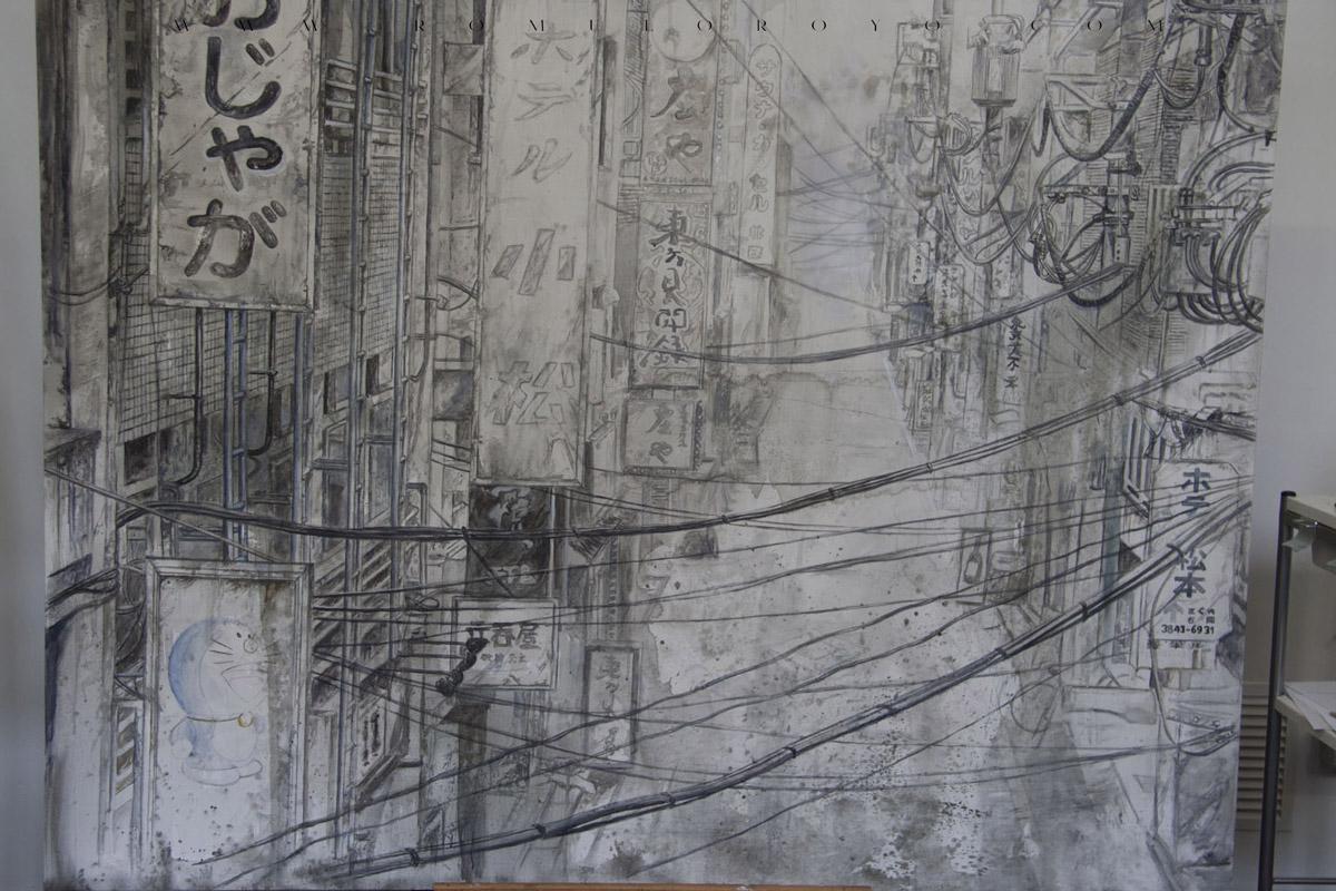 7514-Malefic-Time-110-Katanas-Tokio-2038---Definiendo-formas-y-volumenes-con-acrilico